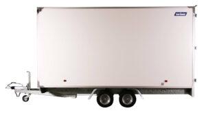 lukket trailer - Variant 3521 C5 – 3500 kg