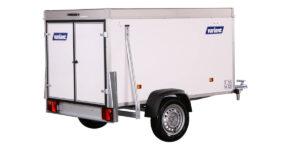 lukket trailer - Variant 752 DC2 – 750 kg